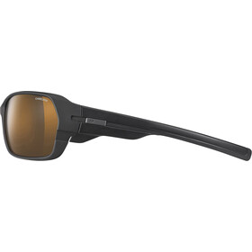 Julbo Dirt² Cameleon Sunglasses Matt Black/Black-Brown